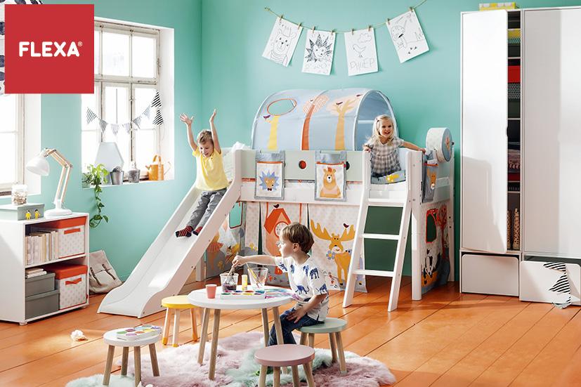 Kinderzimmer m belhaus franz hessisch oldendorf for Hochbetten kinderzimmer jugendzimmer