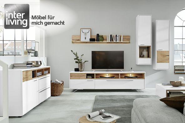 Wohnmöbel Möbelhaus Franz Hessisch Oldendorf - Wohnwände Anbausysteme
