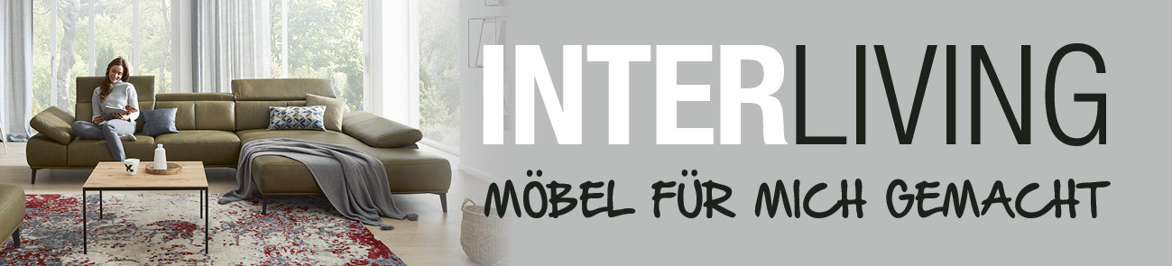 Interliving Möbel Polster Sofa